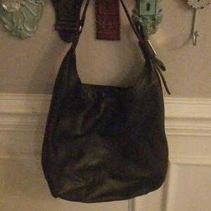 Kate Spade black hobo bag
